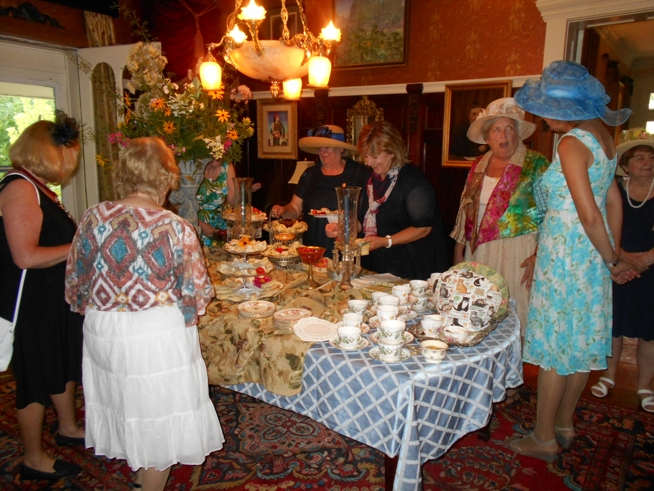 Be Our Guest and Join Us for Afternoon Tea
