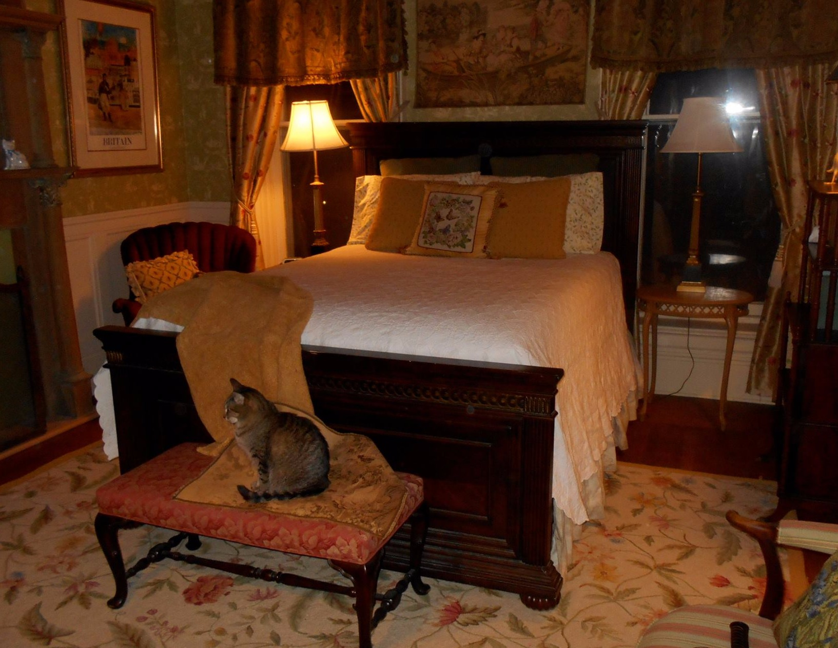 Sussex Room$110.00 per night *